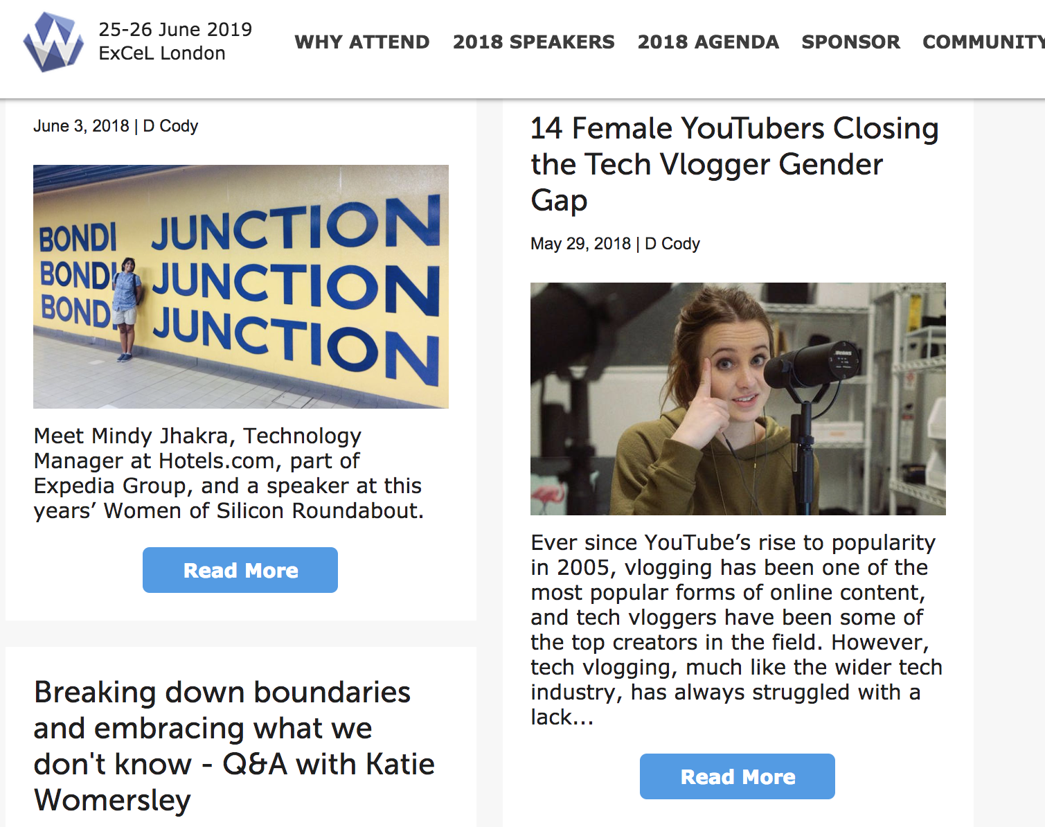 Discover Blogs by Women in Tech 👩🏼 💻 — Coding Woman